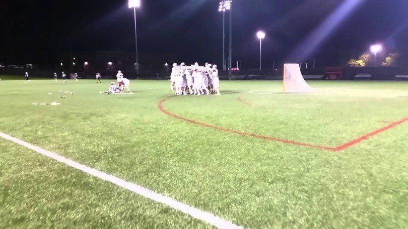 UConn Men's Lacrosse Wins 2015 PCLL Championship