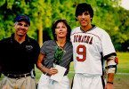 Paul Rabil with Parents High School DeMatha