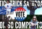 LIVE VOTING: Stick Trick Saturday Combo Contest - Round 1