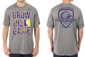 WILC 2015 Grow The Game Tee