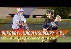 Duxbury (MA) vs Lincoln Sudbury (MA) | 2015 MIAA Lacrosse Championship