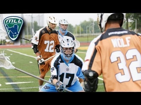 MLL Week 11 Highlights: Ohio Machine at Rochester Rattlers