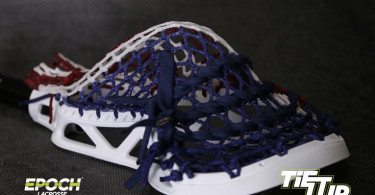 Tie Up Tuesday: American Marc Mesh, Blue Collar Lax