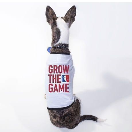 Grow The Game Dog Tee
