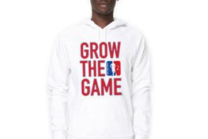 Grow The Game Men's Hoodie
