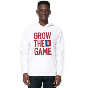 Grow The Game Men's Hoodie