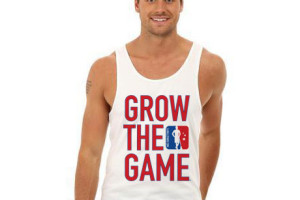 Grow The Game Men's Tank