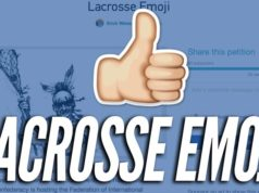 Want a Lacrosse Emoji on Your iPhone?