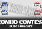 Stick Trick Saturday Combo Contest - Elite 8 Bracket