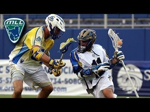 MLL Week 12 Highlights: Charlotte Hounds at Florida Launch