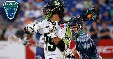 MLL Week 12 Highlights: New York Lizards at Chesapeake Bayhawks