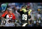 MLL Week 13 Highlights: Denver Outlaws at New York Lizards