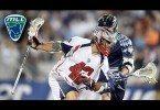 MLL Week 14 Highlights: Boston Cannnons at Chesapeake Bayhawks