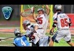 MLL Week 15 Highlights: Boston Cannons at Ohio Machine