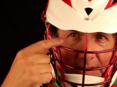 Should You Dye a Lacrosse Helmet? Red Star