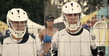 Lyle and Miles Thompson appear in their 1st Nike video ad
