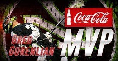 2015 Coca-Cola MVP: Greg Gurenlian