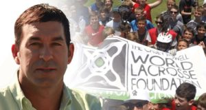 Casey Powell's World Lacrosse Foundation