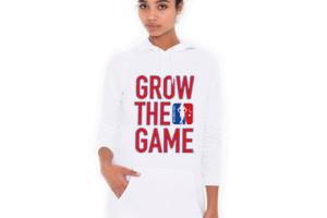 Grow The Game Women's Hoodie Dress