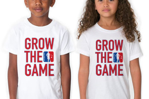 Grow The Game Youth Tee