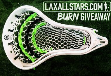 Win a Burn Head with Burn Mesh from Warrior