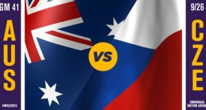 WILC Recap: Czech Republic 20, Australia 11