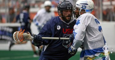 2015 WILC Bronze Medal Highlight: USA Vs Israel