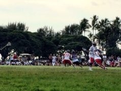 25th year Hawaii Lacrosse