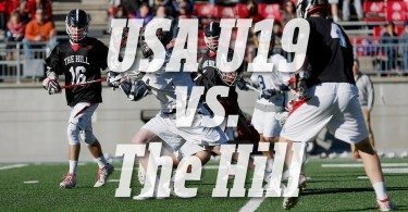 U.S. Men's U19 vs. The Hill Academy at Ohio State