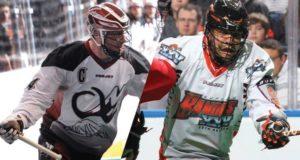John Grant Jr Colorado Mammoth Dhane Smith Buffalo Bandits NLL Game of the Week - Could be 2016 NLL MVP