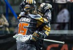 Shawn Evans New England Black Wolves NLL 2016