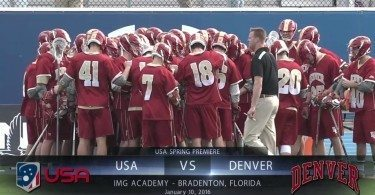 Team USA vs Denver
