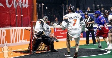New England Black Wolves Toronto Rock 2016 NLL Photo credit Jeff Melnik LaxAllStars.com