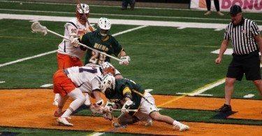100 years of orange syracuse lacrosse