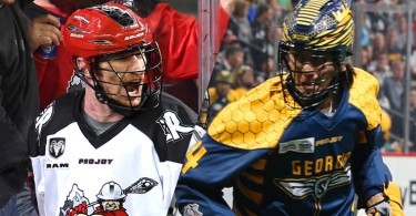 Georgia Swarm at Calgary Roughnecks - NLL Game of the Week