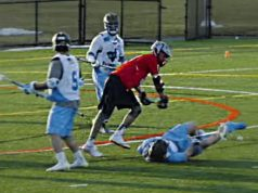 Tufts vs Boston Cannons 2016 NCAA DII NCAA DIII