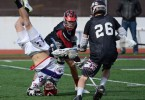 hard lacrosse hit