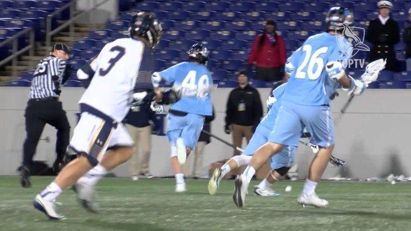 Highlights: Men's Lacrosse at Navy
