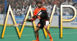 Dhane Smith Buffalo Bandits NLL MVP