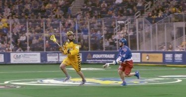 Georgia Swarm Pro Lacrosse: The Fastest Game on Two Feet