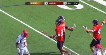 Cornell vs. Virginia - NCAA DI Men's Lacrosse Highlights