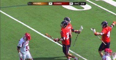 Cornell vs. Virginia - NCAA DI Men's Lacrosse Highlights