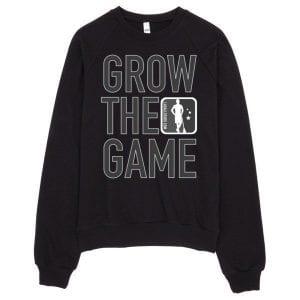 Men's Grow The Game Darth Crewneck