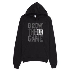 Grow The Game Darth Hoodie