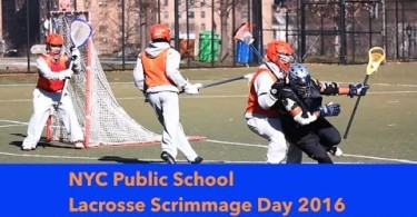 NYC Public School Lacrosse Scrimmage Day – CityLax