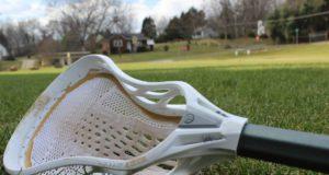 Warrior Evo Warp Lacrosse Head