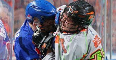 Buffalo Bandits 2016 NLL Photo: Bill Whippert