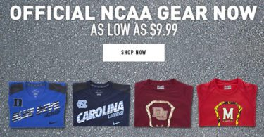 Official NCAA Lacrosse Apparel