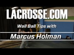 Wall Ball with Marcus Holman