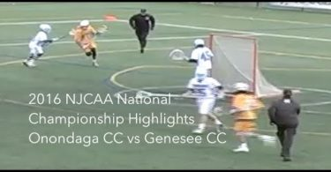 2016 NJCAA National Championship Highlights